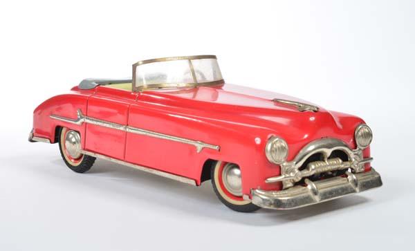 Packard Ford Mercedes Anleitung für den Distler Wanderer