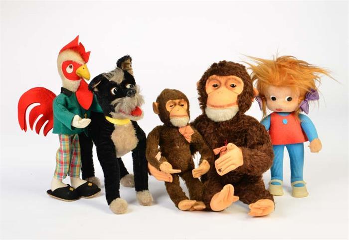 SCHUCO BIGO BELLO LUPINCHEN Film- & TV-Spielzeug