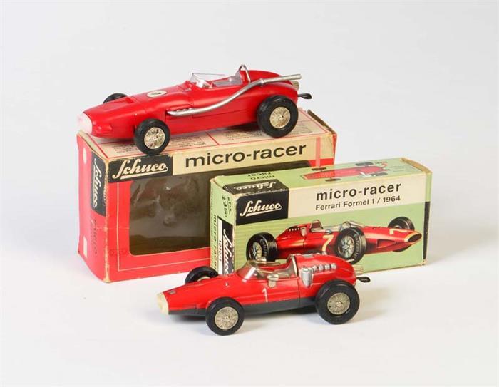 Schuco Micro-Racer Watson schwarz # 172