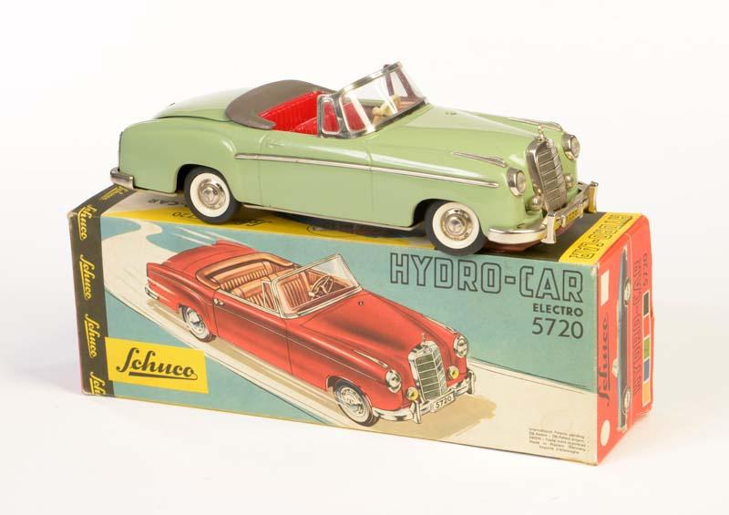 Original Scheibe für Schuco Elektro Hydro Car 5720