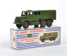 Dinky Supertoys, Medium Artillery Tractor Nr. 689