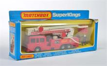 Matchbox, Superkings K-39 Feuerwehr Set