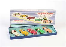 "Dinky Toys, Giftset ""Sports Cars"""