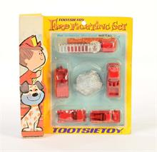 Tootsie Toy, Fire Fighting Set von 1969