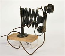 Western Electric, Telefon mit Scherengitter